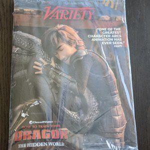 Other - Variety Magazine Sealed November 2019